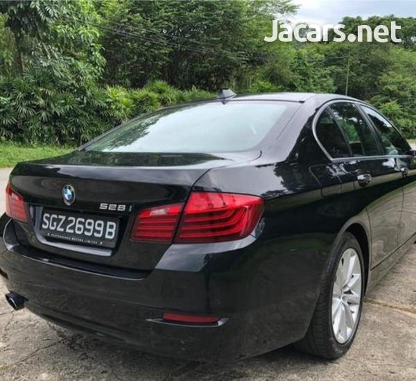 BMW 5-Series 2,0L 2014-2
