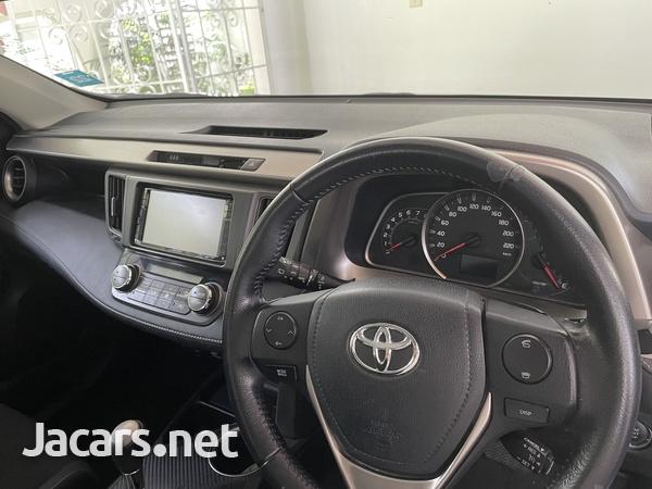 Toyota RAV4 2,0L 2015-2