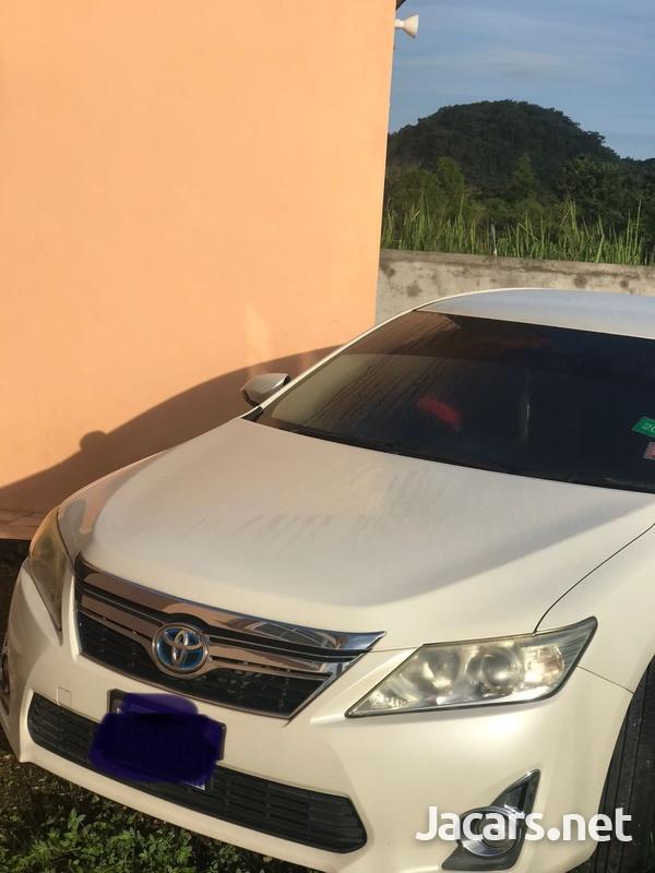Toyota Camry 2,5L 2012-8