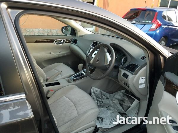 Nissan Sylphy 1,8L 2014-5
