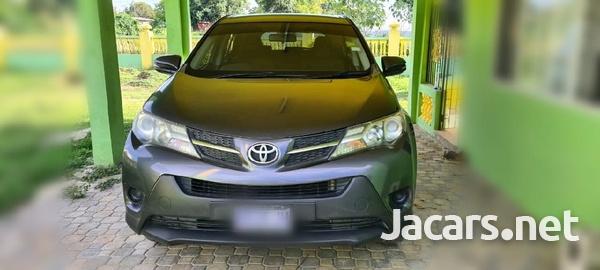 Toyota RAV4 2,0L 2016-8