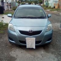 Toyota Belta 1,3L 2012