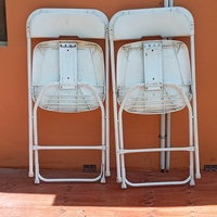 Used all purpose chairs.