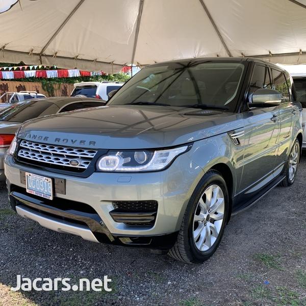 Land Rover Range Rover Sport 3,0L 2014-3
