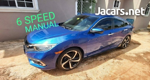 Honda Civic 2,0L 2016-1