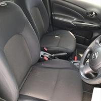 Nissan Latio/Tida car seats