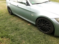 BMW italian made rims with tyres