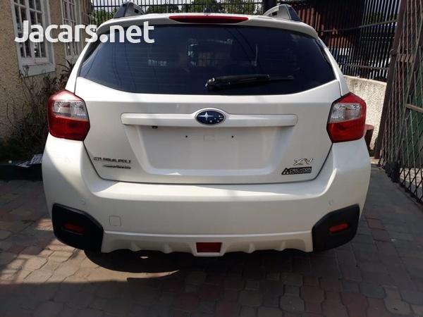 Subaru XV 2,2L 2012-4