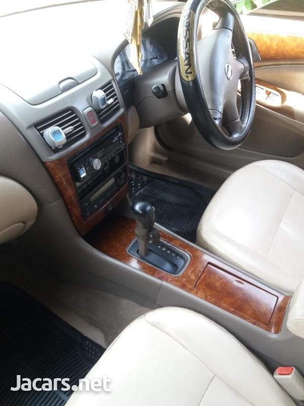 Nissan Sunny 1,6L 2004-7