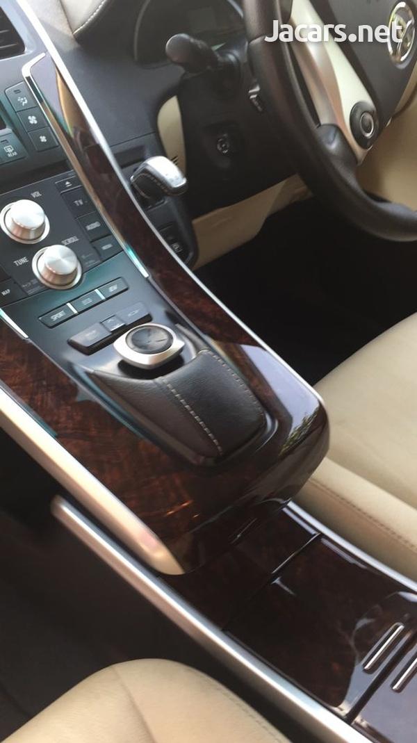 Toyota SAI 2,4L 2014-2