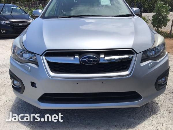 Subaru Impreza 2,0L 2014-8