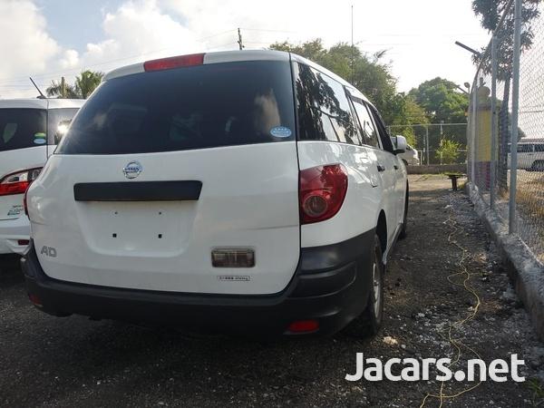 Nissan AD Wagon 1,5L 2013-11