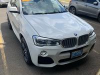 BMW X4 3,0L 2015