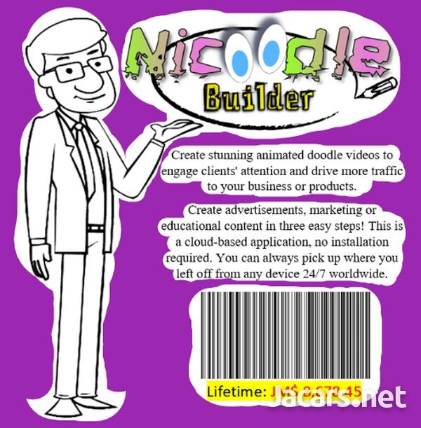 Nicoodle Builder- Create Doodle Animated Videos-1