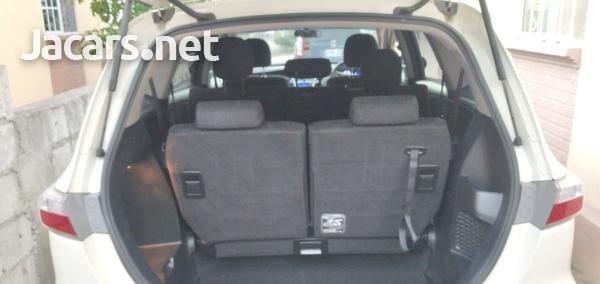 Honda Odyssey 2,4L 2012-12