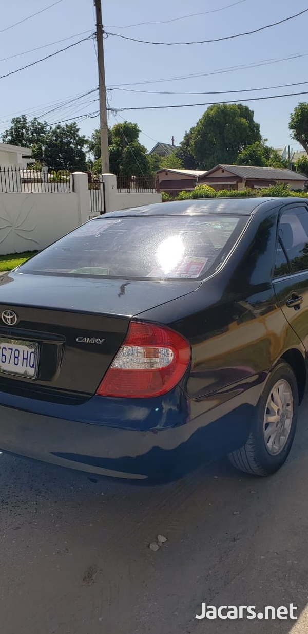 Toyota Camry 2,4L 2002-1