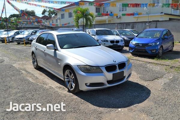 BMW 3-Series 2,0L 2010-1