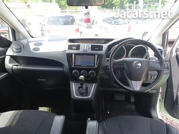 Nissan LaFesta 2,0L 2012-10