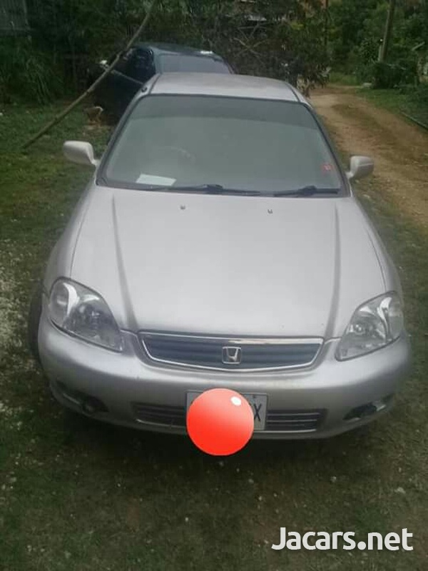 Honda Civic Electric 1998-1