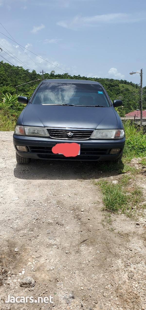 Nissan B14 1,6L 1994-6