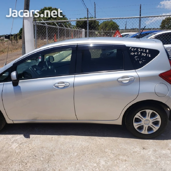 Nissan Note 1,3L 2014-3