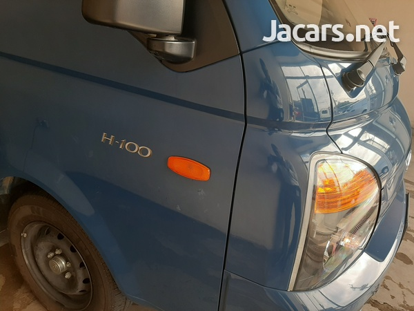 Hyundai H100 Drop-side Body Truck-9