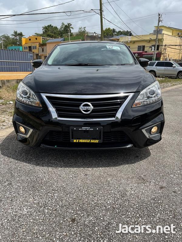 Nissan Sylphy 1,8L 2015-2