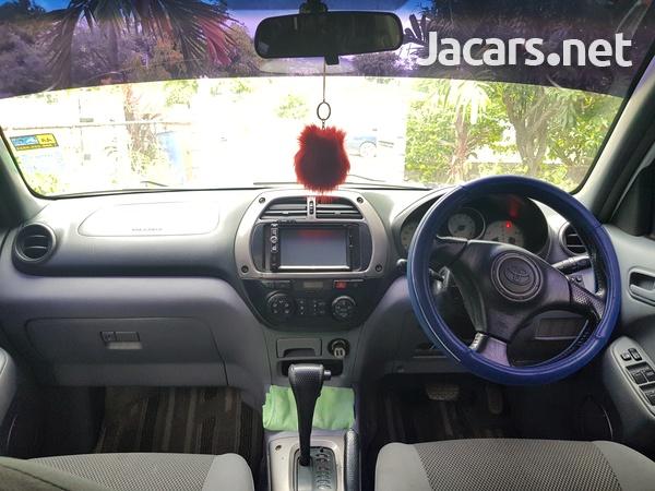 Toyota RAV4 2,0L 2002-3