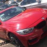 BMW 4-Series 2,0L 2013