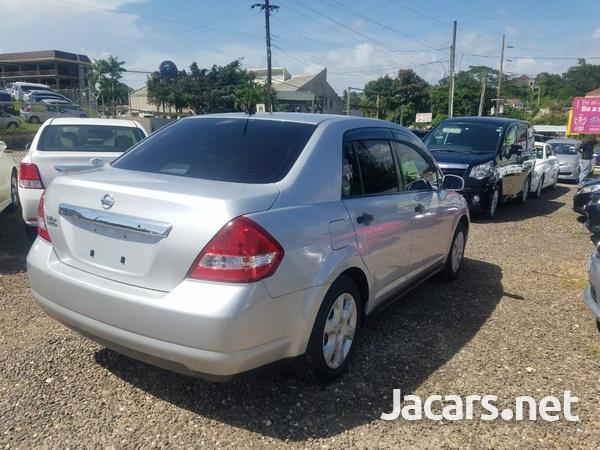 Nissan Tiida 1,6L 2011-2