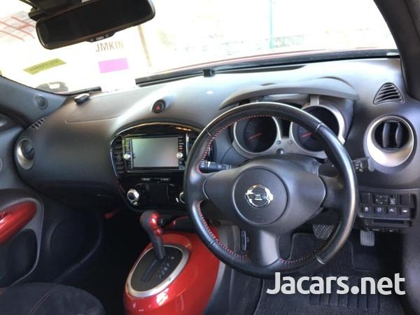 Nissan Juke 1,8L 2016-3