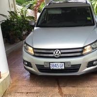 Volkswagen Tiguan 1,5L 2012