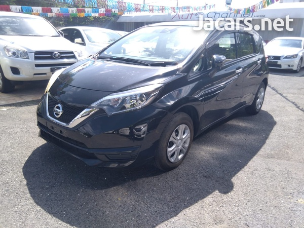 Nissan Note 1,5L 2018-3
