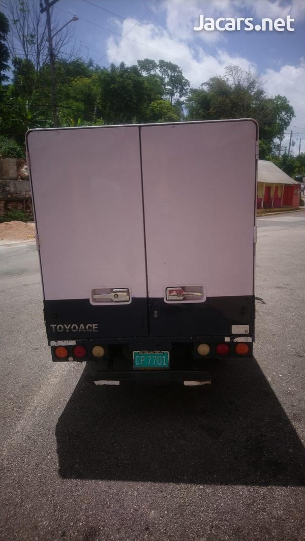 1996 Toyoace Freezer Truck-1