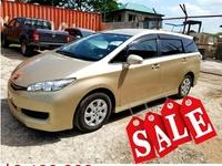 Toyota Wish 2,0L 2013