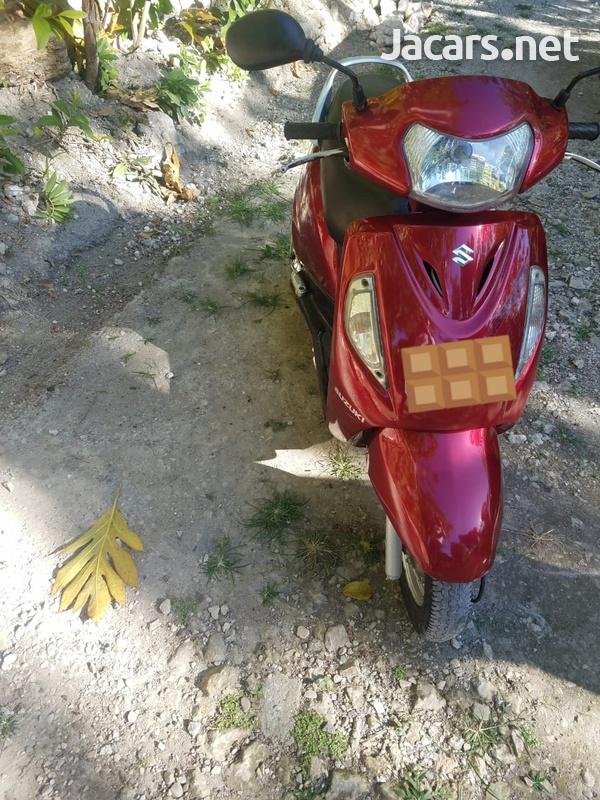 Suzuki Access 125 Bike-2