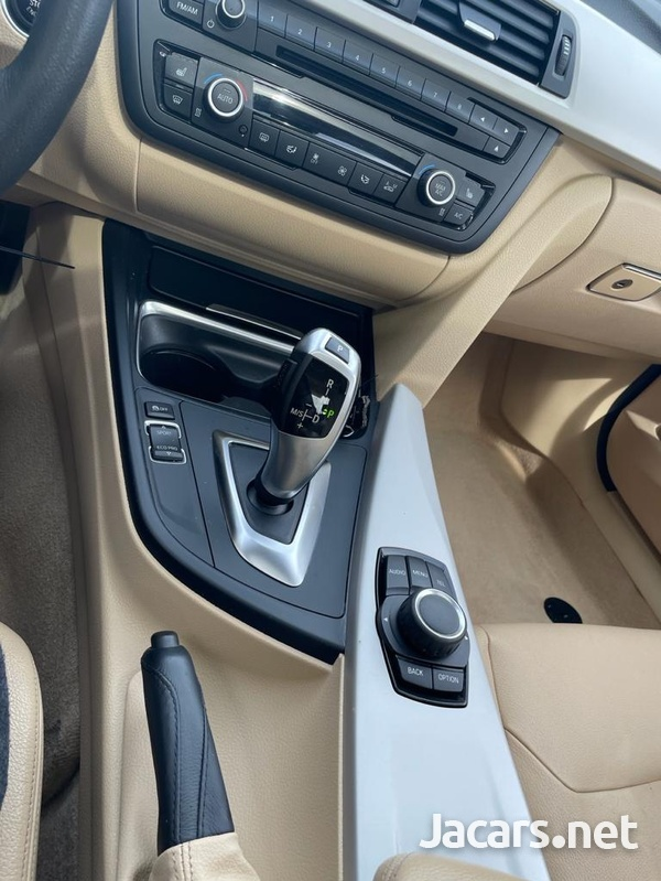 BMW 3-Series 2,0L 2015-8