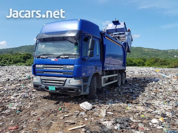 2008 DAF CF 75/250 Garbage Dump Truck-6