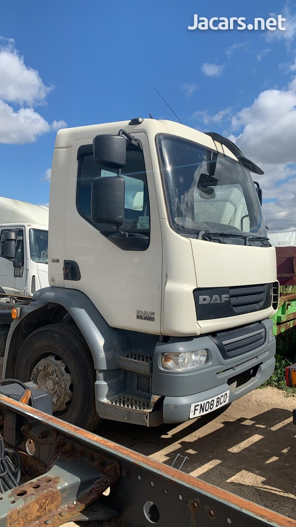 DAF LF55 Cab and Chassis 18t 2008-3
