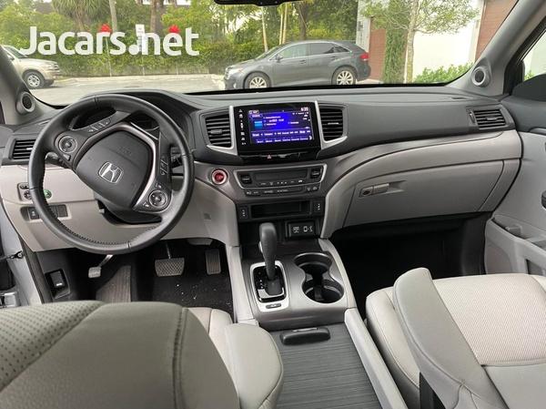 Honda Ridgeline 3,5L 2017-6