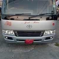 2016 Toyota Coaster Bus