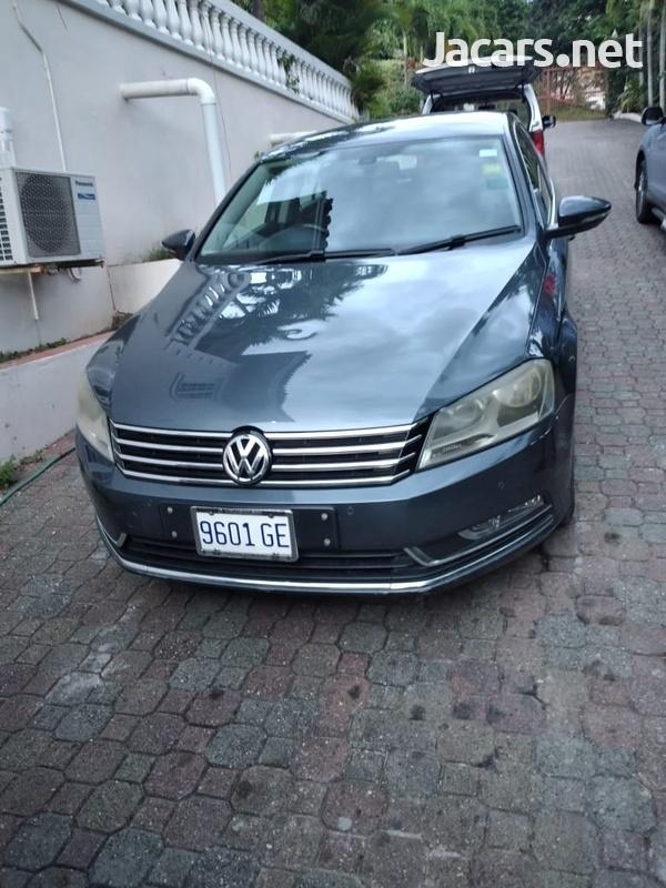 Volkswagen Passat 1,8L 2012-2