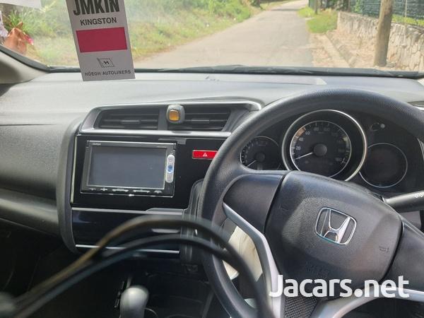 Honda Fit Aria 1,5L 2015-7