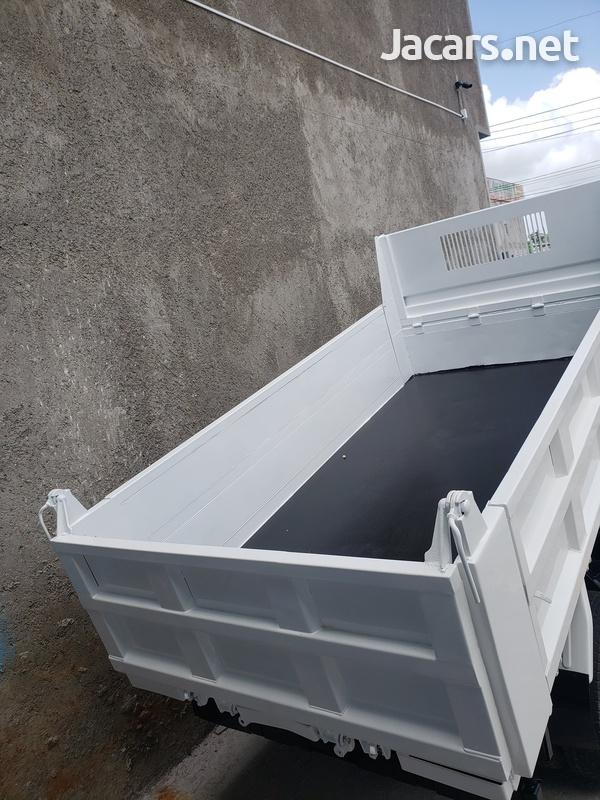 ISUZU ELF DUMP 3.0ton Truck-5