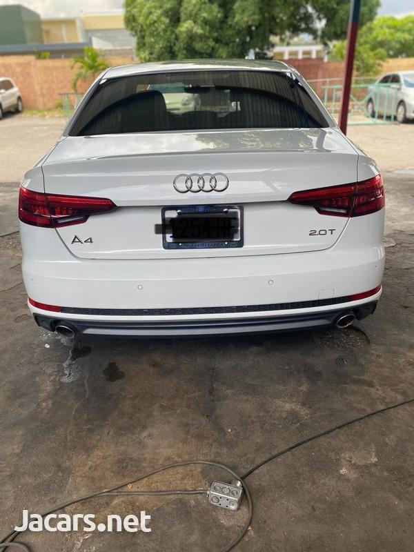 Audi A4 2,0L 2016-5