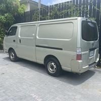 2011 Nissan Urvan Panel Van