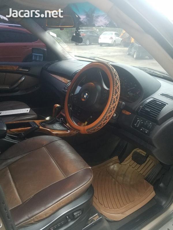 BMW X5 4,4L 2004-4