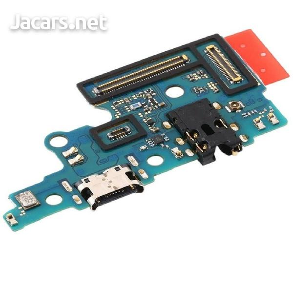 Samsung Galaxy A70F A705F Charging Port Dock Connector Headphone Jack & Mic-2