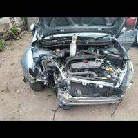 Subaru Impreza scrapping
