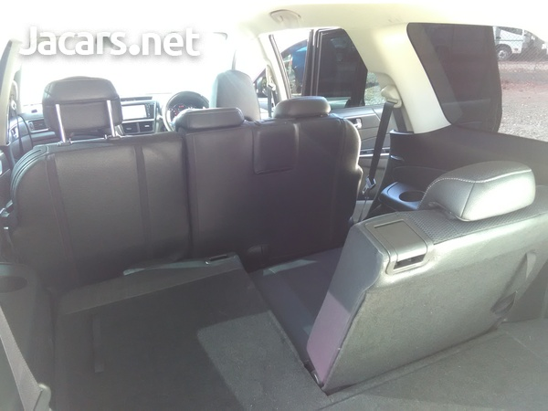 Subaru Exiga 2,0L 2014-12
